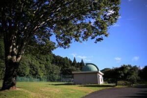 三ツ星天文台は臨時休館中です。